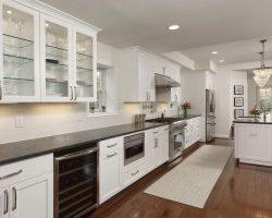 Malé kuchyně a úložný prostor