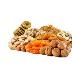 Sušené ovocie ako chutný snack
