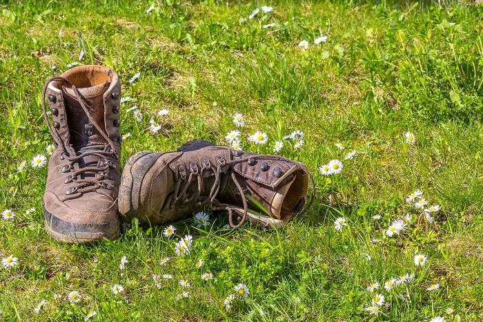 Pracovna obuv do hôr