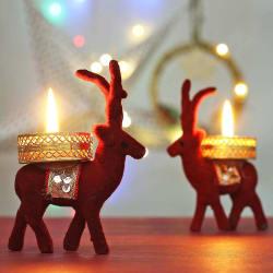 Vianočné sviečky a ich atmosféra